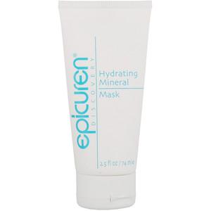 Epicuren Discovery, Hydrating Mineral Mask, 2.5 fl oz (74 ml) отзывы