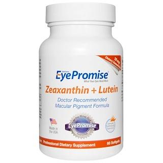 EyePromise, Zeaxanthin & Lutein, 60 Softgels