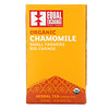 Equal Exchange, Organic Chamomile Herbal Tea, Caffeine Free, 20 Tea Bags, 0.85 oz (24 g)