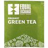 Equal Exchange, 有机绿茶,20 茶包,1.41 盎司(40 克)