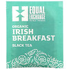 Equal Exchange, Organic Irish Breakfast, Black Tea, 20 Tea Bags, 1.41 oz ( 40 g)