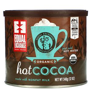 Икуал Эксчэндж, Organic Hot Cocoa, 12 oz (340 g) отзывы покупателей