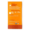 Equal Exchange, Organic Turmeric Ginger Herbal Tea, Caffeine-Free, 20 Tea Bags, 1.27 oz (36 g)