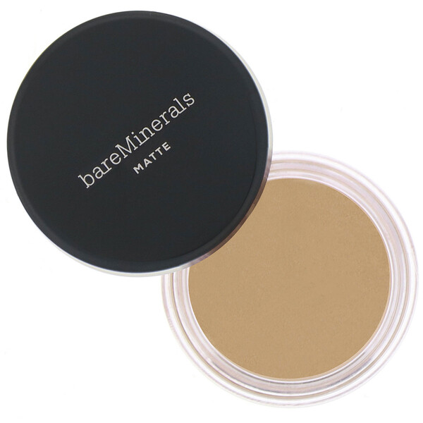 Matte Foundation, SPF 15, Light 08, 0.21 oz (6 g)