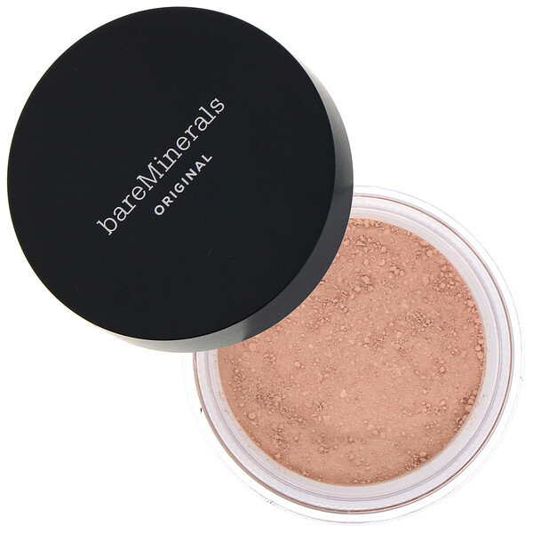 bareMinerals, Base de maquillaje original, FPS 15, Medium 10 (medio), 8 g (0,28 oz)