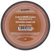 bareMinerals, مسحوق أساس أصلي، عامل حماية من الشمس 15، لون ذهبي داكن 25، 0.28 أونصة (8 جم)
