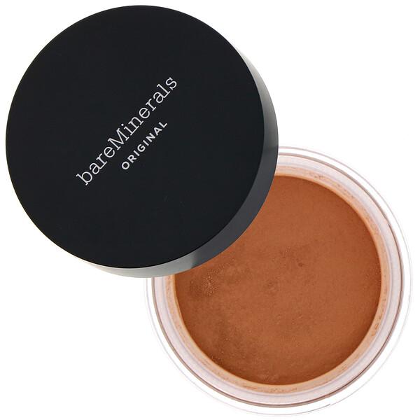Original Foundation, SPF 15, Golden Dark 25, 0.28 oz (8 g)