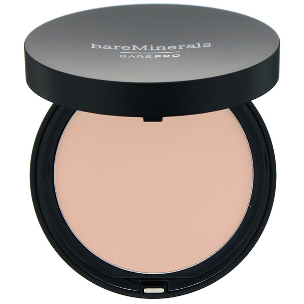bareMinerals, BAREPRO, Base en polvo de larga duración, Fair 01 (claro), 10 g (0,34 oz) (Discontinued Item)