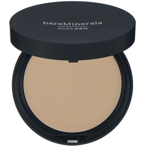 bareMinerals, BAREPRO, Performance Wear Powder Foundation, Golden Nude 13, 0.34 oz (10 g)