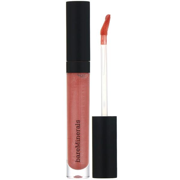 bareMinerals, Moxie Plumping, Lip Gloss, Spark Plug,  0.15 fl oz (4.5 ml) (Discontinued Item)
