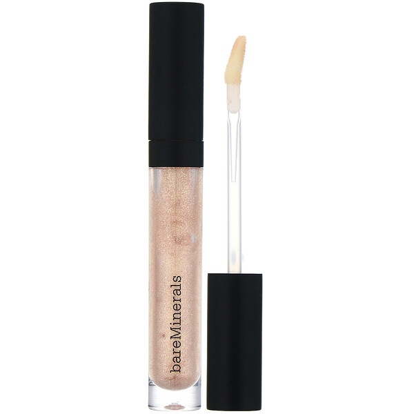 Moxie Plumping, Lip Gloss, 24 Karat,  0.15 fl oz (4.5 ml)