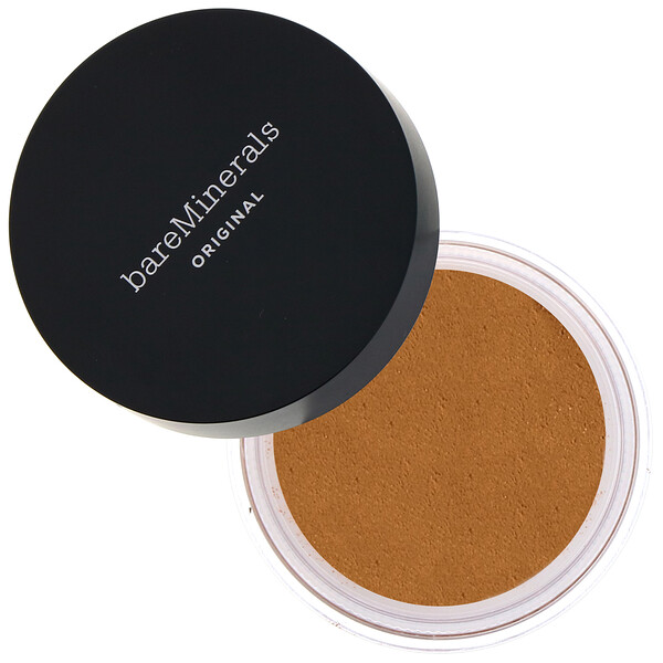 Original Foundation, SPF 15, Neutral Dark 24, 0.28 oz (8 g)