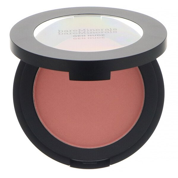 Gen Nude Powder Blush, Call My Blush, 0.21 oz (6 g)