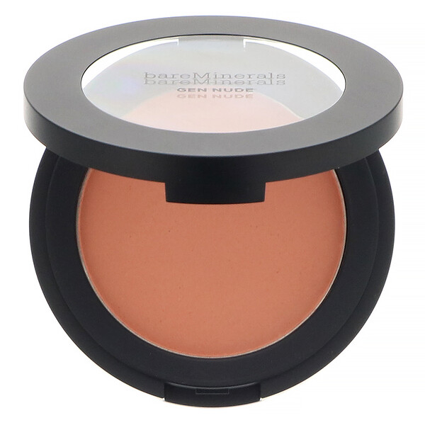 bareMinerals, Gen Nude, Fard à joues poudre, That Peach Tho, 6 g (Discontinued Item)