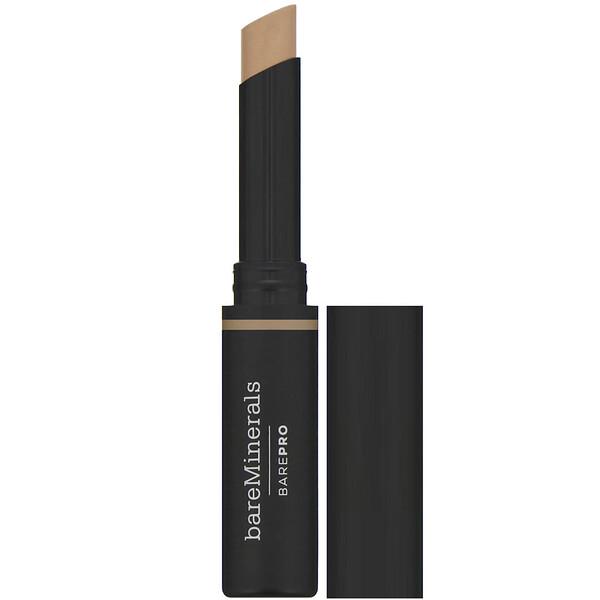 BAREPRO, 16-Hour Full Coverage Concealer, Tan-Warm 09, 0.09 oz (2.5 g)
