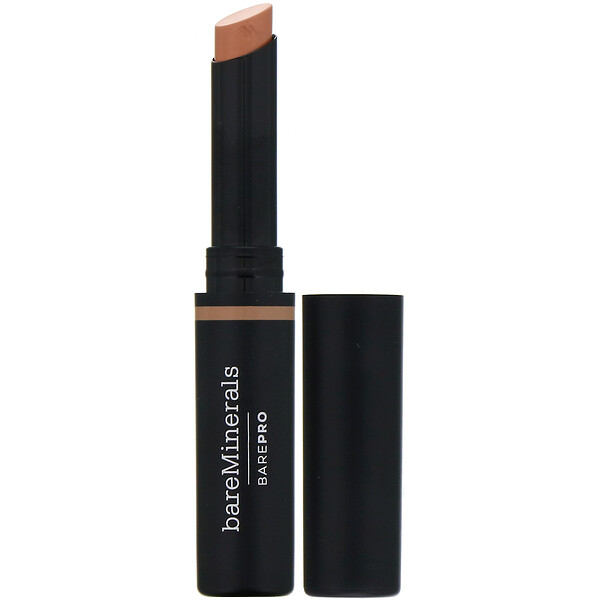 Bare Minerals, BAREPRO, 16-Hour Full Coverage Concealer, Tan/Dark-Warm 11, 0.09 oz (2.5 g)