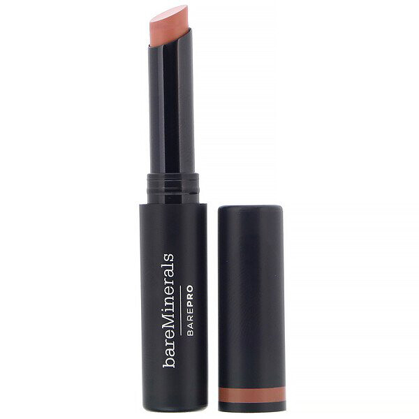 BAREPRO, Longwear Lipstick, Peony, 0.07 oz (2 g)