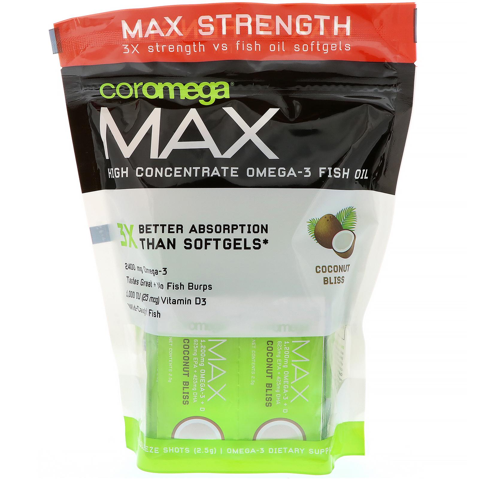 huile de noix de coco omega 3