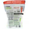 Coromega, マックス、高濃縮オメガ3フィッシュオイル、ココナッツブリス、2,400 mg、60回分、各2.5 g