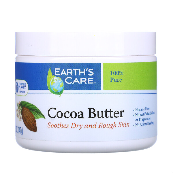 Cocoa Butter, 5 oz (142 g)