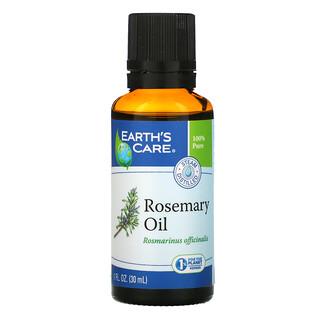Earth's Care, Rosemary Oil, 1 fl oz (30 ml)