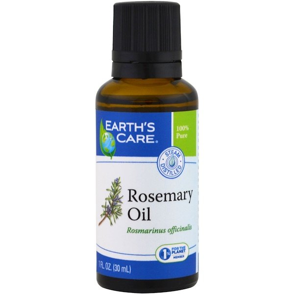 Earth's Care, Rosemary Oil, 1 fl oz (30 ml)