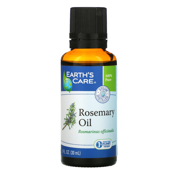 Rosemary Oil, 1 fl oz (30 ml)