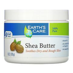 Earth's Care, 乳木果油,100% 純,6 盎司(170 克)