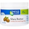 Earth's Care, Shea Butter, 100% Pure, 6 oz (170 g)