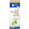 Earth's Care, Máscara para el Tratamiento del Acné, Azufre 5%, 2,5 oz (71 g)