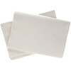 Earth's Natural Alternative, Compostable Tablecloth, White, 2 Pack