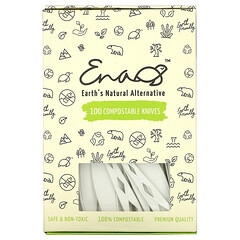 Earth's Natural Alternative, 可降解餐刀,100 把裝