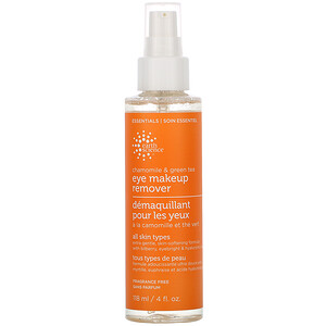 Ёрт саэнс, Eye Makeup Remover, Chamomile & Green Tea, Fragrance Free, 4 fl oz (118 ml) отзывы