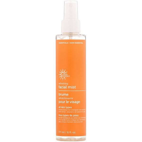 Refreshing Facial Mist, 6 fl oz (177 ml)