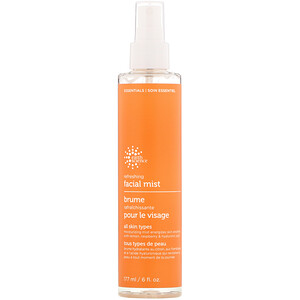 Earth Science, Refreshing Facial Mist, 6 fl oz (177 ml)