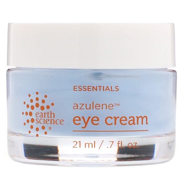 Azulene Eye Cream, .7 fl oz (21 ml)