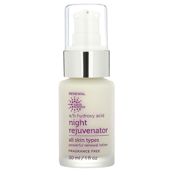 Active Age Defense, A/B Hydroxy Acid Night Rejuvenator, 1 fl oz (30 ml)
