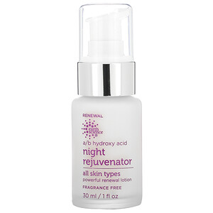 Ёрт саэнс, A/B Hydroxy Acid Night Rejuvenator, 1 fl oz (30 ml) отзывы