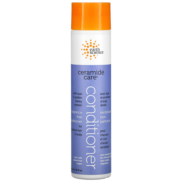 Ceramide Care, Conditioner, Fragrance Free, 10 fl oz (295 ml)