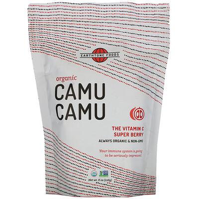 Купить Earthtone Foods Organic Camu Camu, 8 oz (226 g)