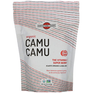 Earthtone Foods, Organic Camu Camu, 8 oz (226 g) отзывы