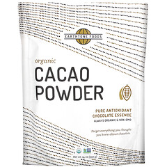 Earthtone Foods, 有機可可粉,14 盎司(397 克)
