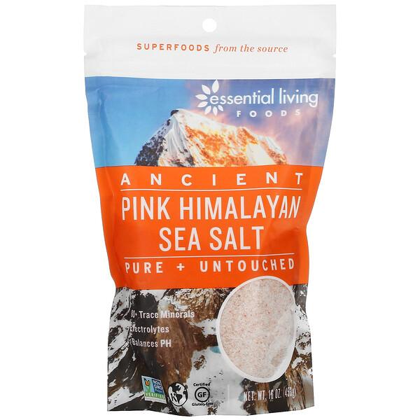 Ancient Pink Himalayan Sea Salt, 16 oz (453 g)