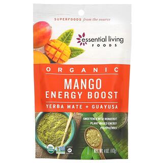 Essential Living Foods, Organic Mango Energy Boost, 4 oz (113 g)
