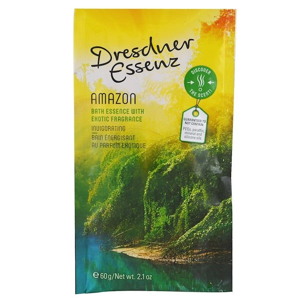 European Soaps, LLC, Dresdner Essenz, Bath Salt, Amazon, 2.1 oz (60 g)