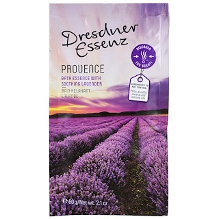 European Soaps, LLC, Dresdner Essenz, Bath Salt, Provence, 2.1 oz (60 g)
