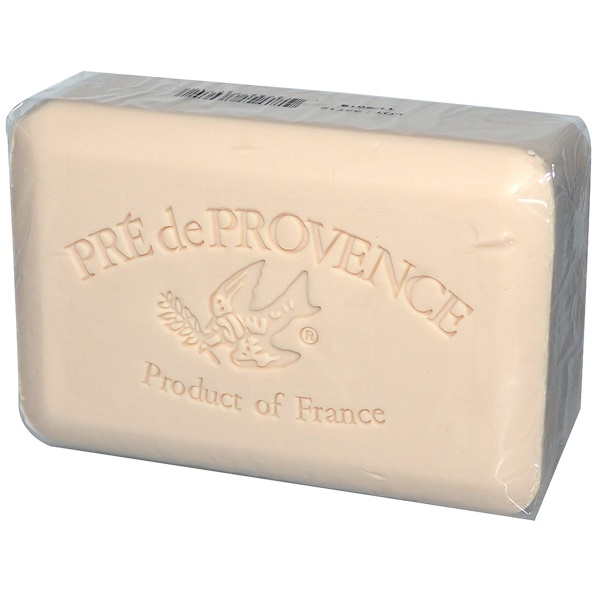 European Soaps, LLC, Pre de Provence, Bar Soap, Coconut, 8.8 oz (250 g) (Discontinued Item)