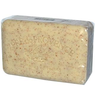 European Soaps, LLC, Pre de Provence Bar Soap, Honey Almond, 8.8 oz (250 g)