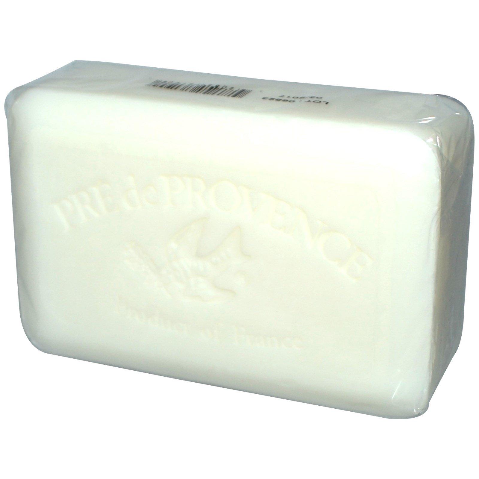 European Soaps, LLC, Пре-де-Прованс, мыло, молоко, 250 г (8,8 унции)