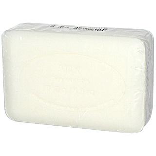 European Soaps, LLC, Pre de Provence, barra de jabón, leche, 8.8 oz (250 g)